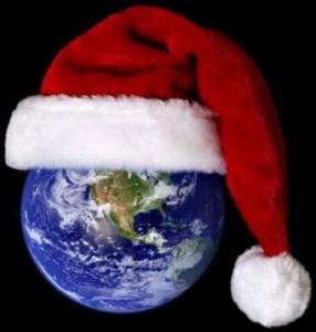 Feliz Natal mundo todo